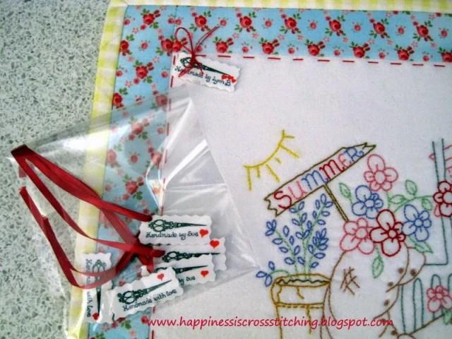 Mini Quilt Swap 2014 Lynn B