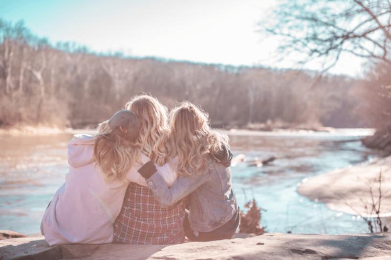 Freunde machen glücklich ystävänpäivä