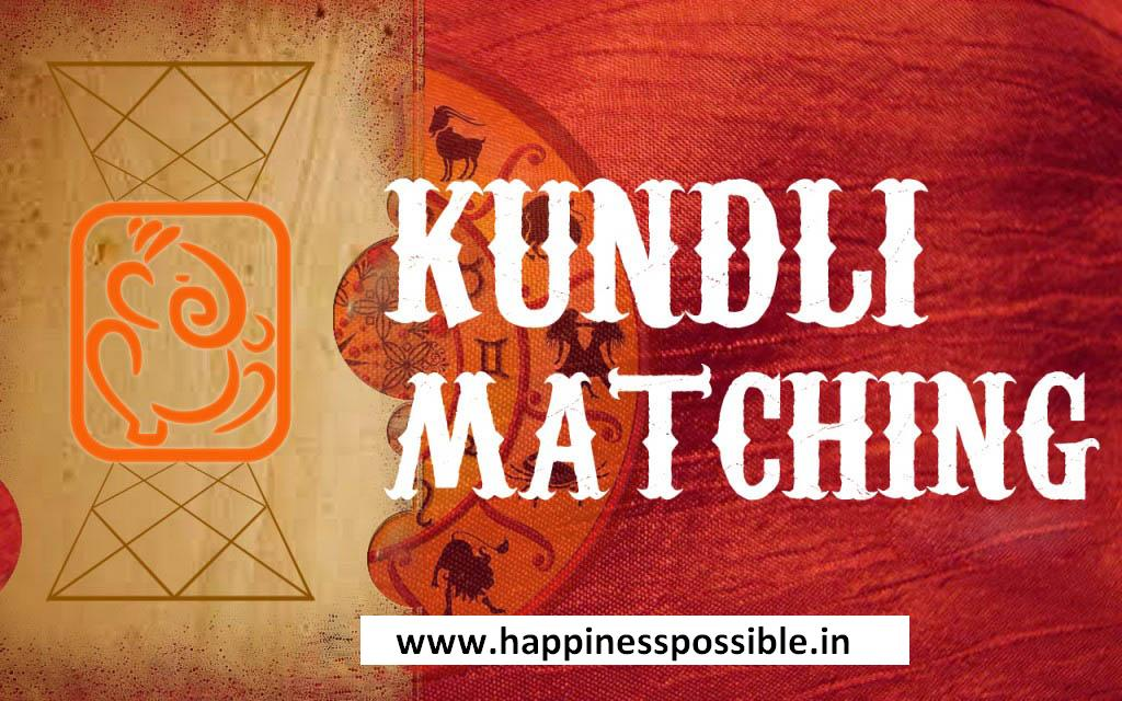 Horoscope matches in kundli matches today