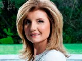 Arianna Huffington thanks Dr. Ambardar for her contributions to The Huffington Post, 11/10/2012