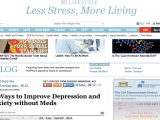 Dr. Ambardar on The Huffington Post: 10 Ways to Improve Depression and Anxiety without Meds, 5/29/2012