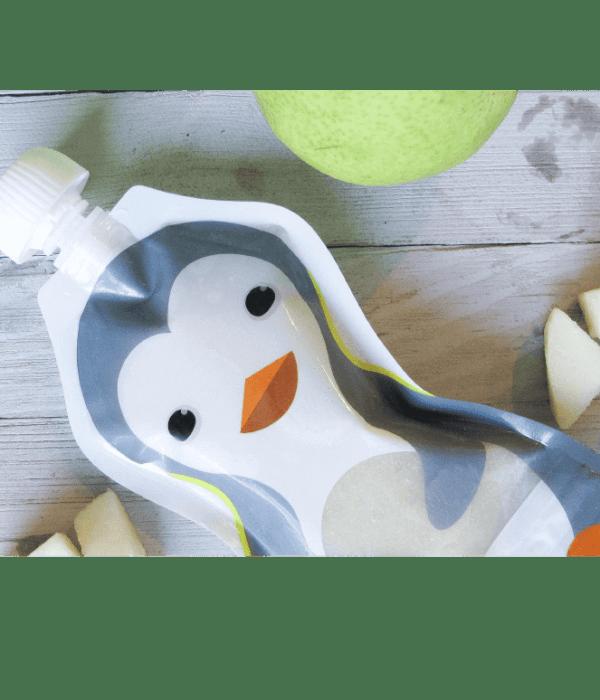 27 papillas para bebes a base de fruita para crear esta primavera