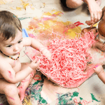 5 Play Activities for babies at home