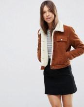 ASOS Cord Cropped Jacket
