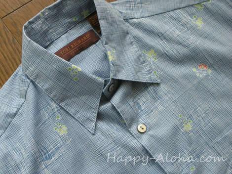 トリーリチャードのアロハシャツ