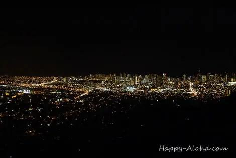 タンタラスの丘夜景