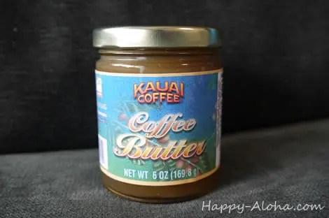カウアイいコーヒーバター