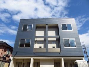 新築アパートで資産形成