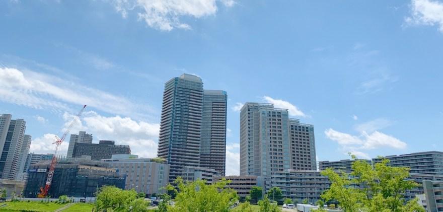 中古マンションが値下げ急増中、湾岸地域のタワーマンションに黄色信号