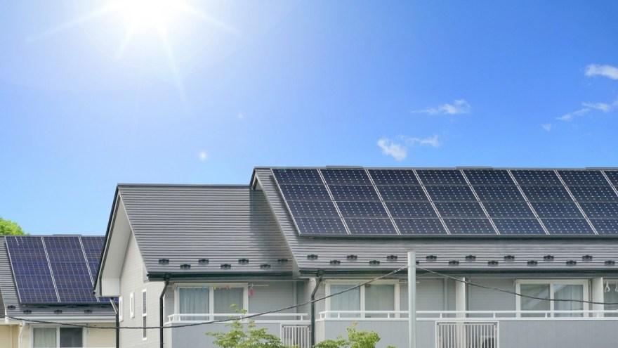アパート屋根の太陽光パネルはデメリットが多い