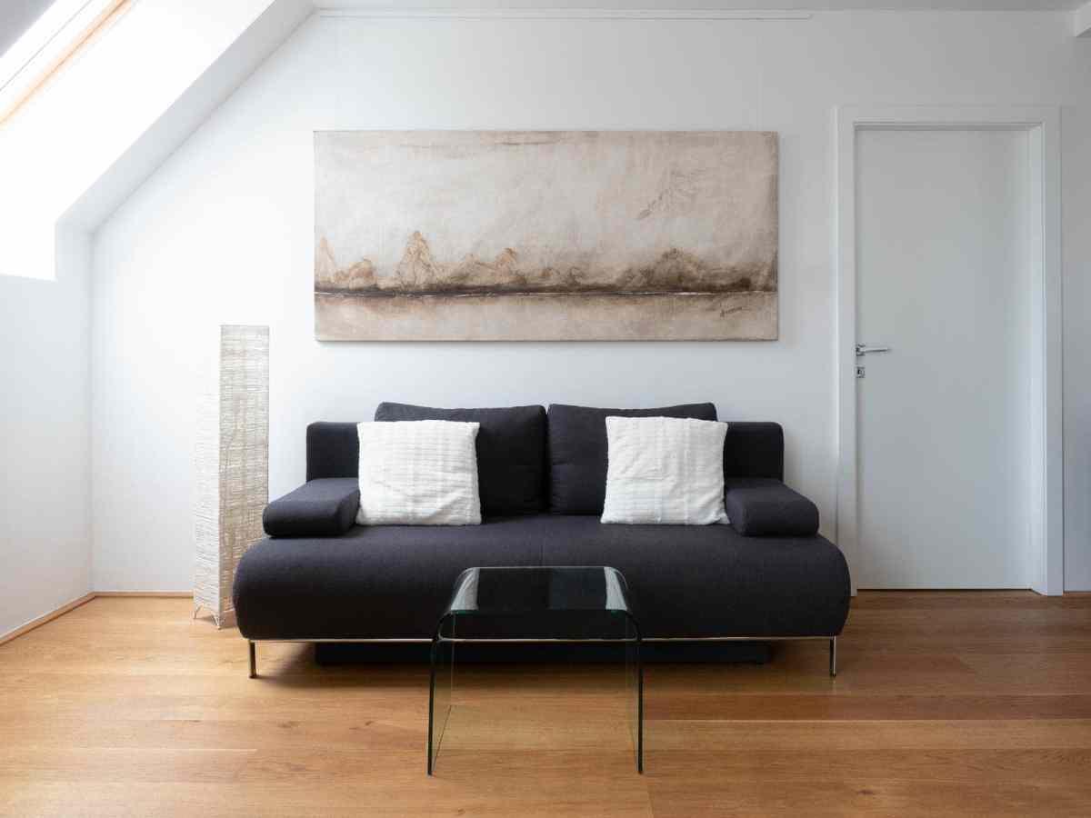 Acrylbild 'Carmel Ca' – 200 x 90 cm