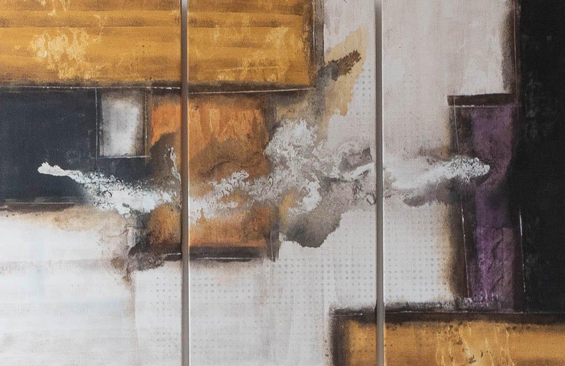 Acrylbild 'Cloud' – 120 x 80 cm dreiteilig