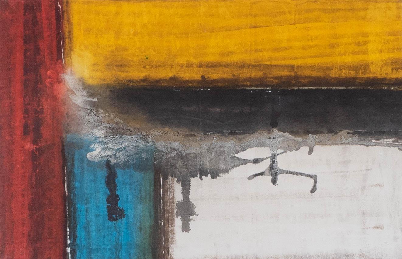 Acrylbild 'Colors' – 140 x 90 cm