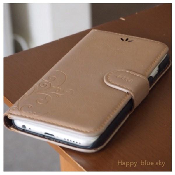 お気に入りの手帳型スマートフォンケース「SMART COVER NOTEBOOK」