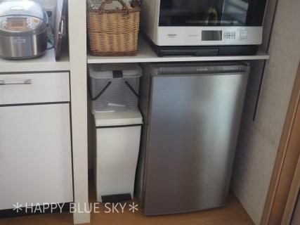 ずっと欲しかった1ドア冷凍庫を購入しました。