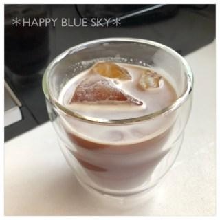 デロンギ・プリマドンナXSで毎日美味しいアイスコーヒー♪