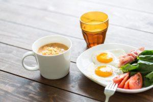 甲状腺全摘後の食事イメージ