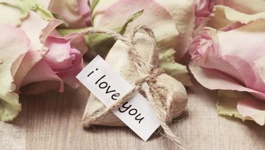 バレンタイン 気になる人 メッセージカード