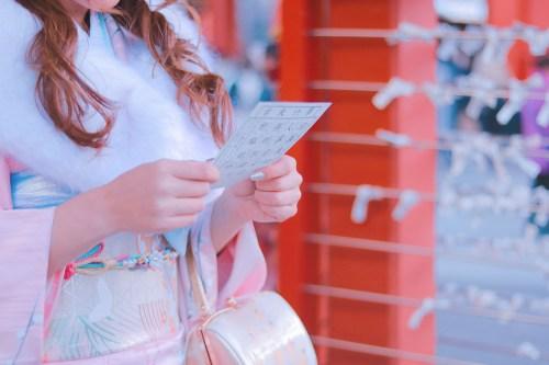 東京大神宮 恋みくじ 大吉 効果
