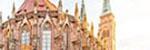 Panorama der Stadt Nürnberg