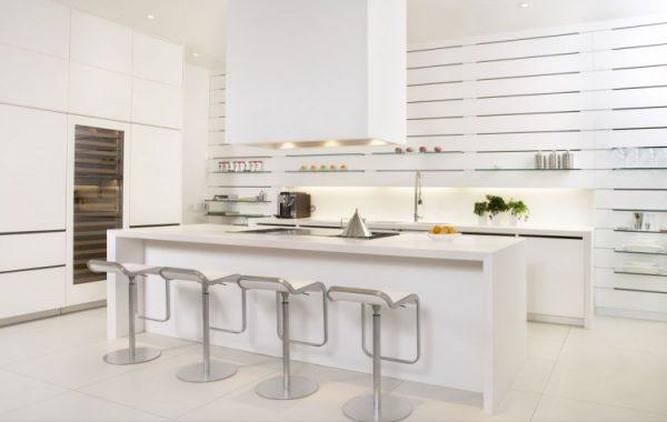 Луксозна-Бяла-Минималистична-Кухня-6