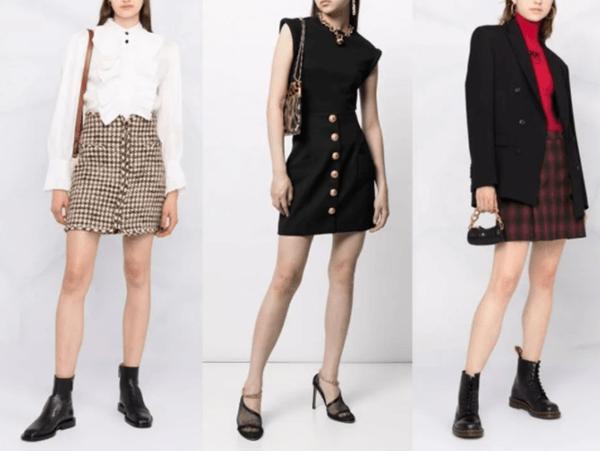 Модни дрехи 2021-2022 - какво е на мода - мини пола