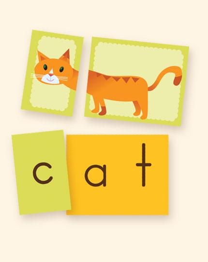 wordfamilycards
