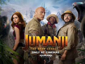 Jumanji The Next Level 2019 Full Movie Download In English 720p HQ DVDScr