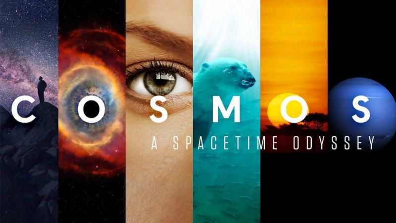 The Cosmos A Spacetime Odyssey Cover