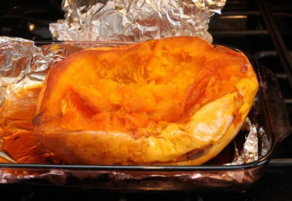 roasted Candy Roaster squash