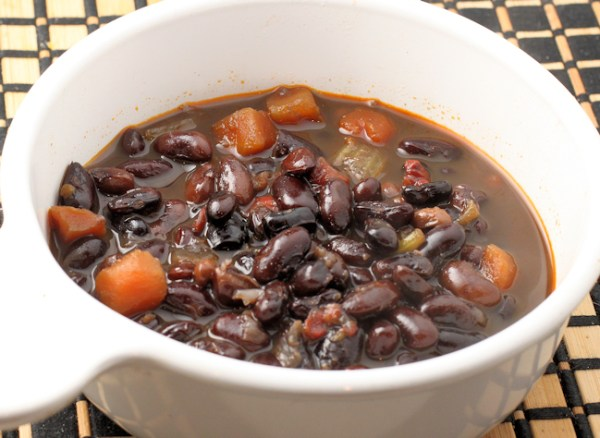 Trail of Tears bean soup
