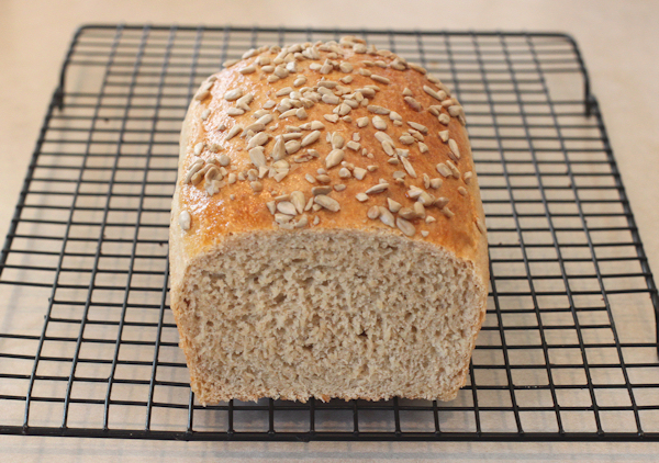 Barley Wheat Bread