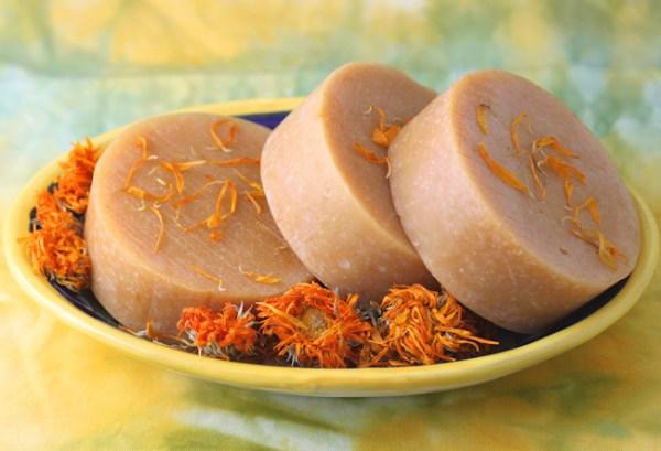 Sunny Calendula Soap