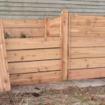 DIY Cedar Composter