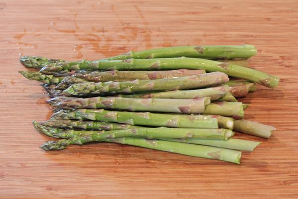 asparagus for stir fry