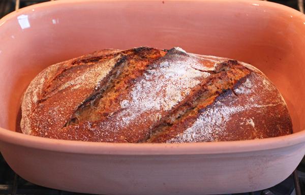 Artisan Sourdough Rye Bread