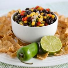 vegan black bean dip-0068