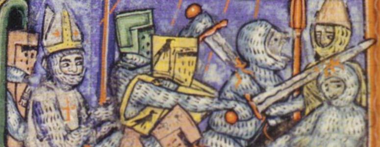 Ecclesiastical politics 1200's style