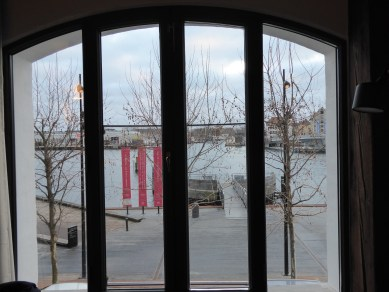 View from Nyhavn Hotel 77