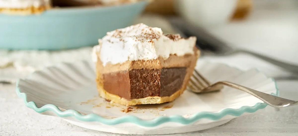 Vegan & Gluten-Free Triple Threat Mud Pie