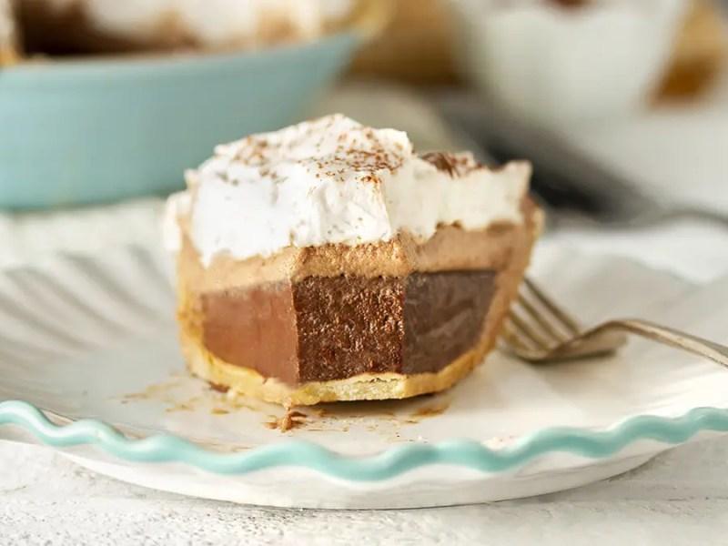 Gluten-Free Dairy Free and Vegan Triple Threat Mud Pie