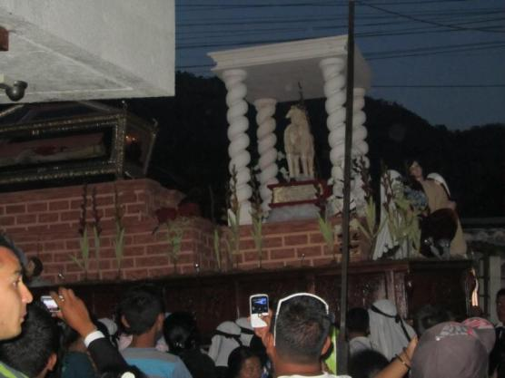 Prozession in Panajachel