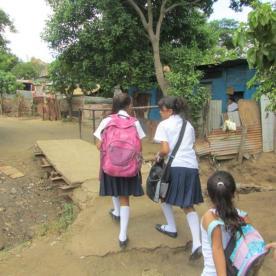 Schulweg