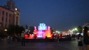 Musikalischer Springbrunnen