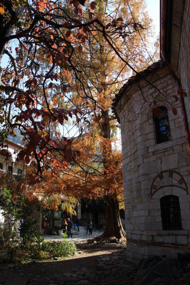 Das Kloster wurde 1083 gegründet