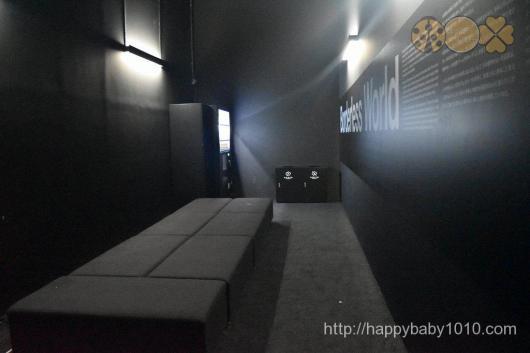 チームラボボーダレス 混雑 妊婦 入り口 3歳 未就学児 子ども カフェ 休憩スペース