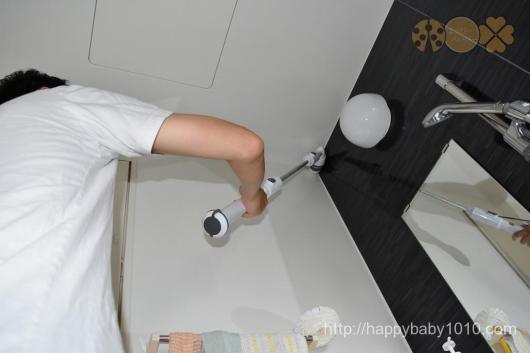 パパのお風呂掃除 ターボスクラブ