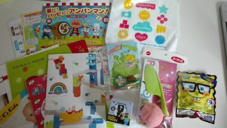 東京おもちゃショー,お土産
