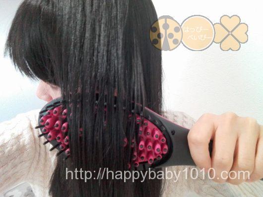 シンプリーストレート 効果 ストレートヘア 時短アイテム ヘアケア ツヤ 表面 効果的な使い方 ツヤを与える