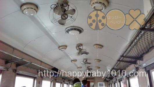 大井川鉄道 機関車 車内の様子3